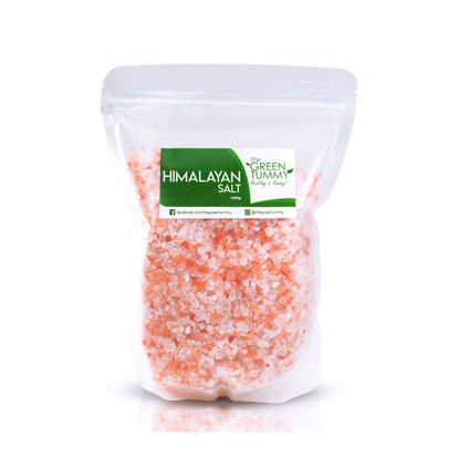Picture of The Green Tummy Himalayan ROCK Salt 1000g