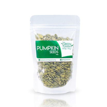 Picture of The Green Tummy Pumpkin Seeds 140g