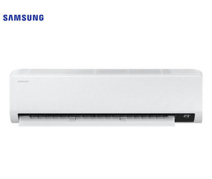 Picture of Samsung Basic Inverter Split Type: Wind-Free Rectangle 2.0 Hp Air Conditioner AR18TYGCGWKNTC