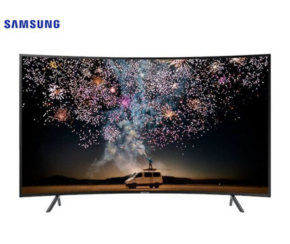 "Picture of Samsung 65"" RU7300 Curved UHD TV 2019 Smart TV UA65RU7300GXXP"