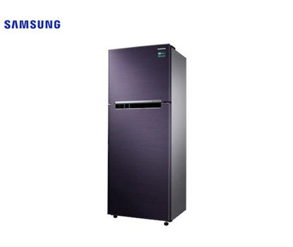 Picture of Samsung 13.6 Cu. Ft. Top Mount No Frost Pebble Blue Refrigerator RT38K5042UT/TC