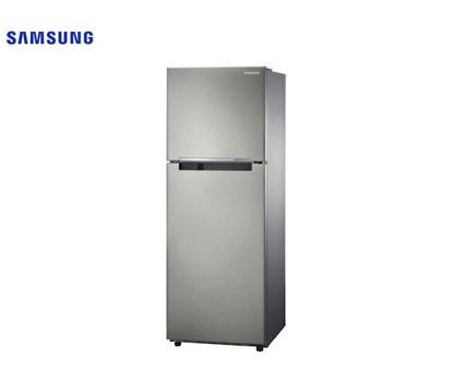 Picture of Samsung 8.4 Cu Ft. Top Mount No Frost Platinum Inox Refrigerator RT22FARBDSP/TC