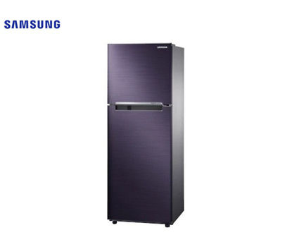 Picture of Samsung 8.4 Cu. Ft. Top Mount No Frost Pebble Blue Refrigerator RT22FARBDUT/TC