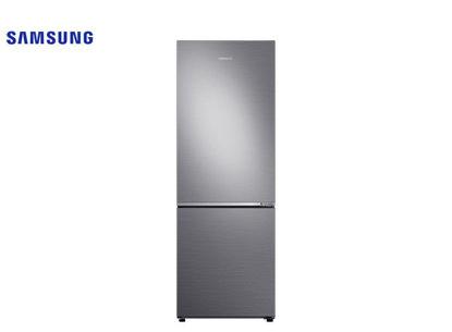 Picture of Samsung 10.9 Cu. Ft. Bottom Mount Freezer Refined Inox Refrigerator RB30N4020S9/TC