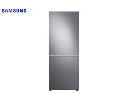 Picture of Samsung 9.9 Cu. Ft. Bottom Mount Freezer Refined Inox Refrigerator RB27N4020S9/TC