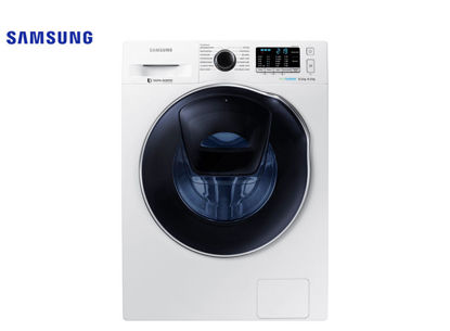 Picture of Samsung 8.5 kg. Washer 6.0 kg. Dryer Front Load Combo Washing machine WD85K5410OW/TC