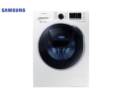 Picture of Samsung 7.5 kg. Washer 5.0 kg. Dryer Front Load Combo Washing machine WD75K5410OW/TC