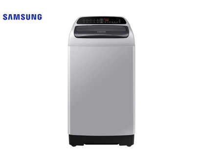Picture of Samsung 7.5 kg. Topload Inverter Washing machine WA75T4262VS/TC