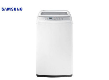 Picture of Samsung 6.5 kg. Top Load Washing machine WA65H4200SW/TC