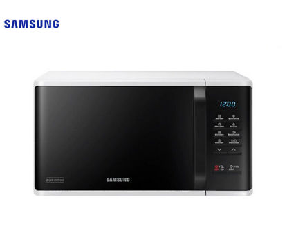 Picture of Samsung 23L Microwave Tact Control MS23K3513AW/TC