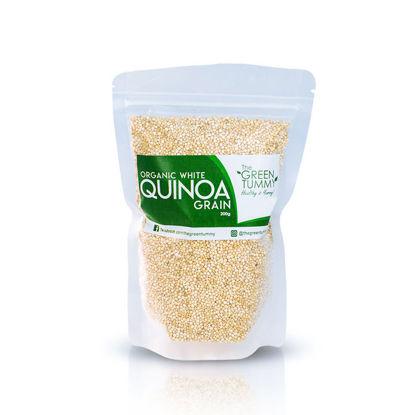 Picture of The Green Tummy Organic White Quinoa