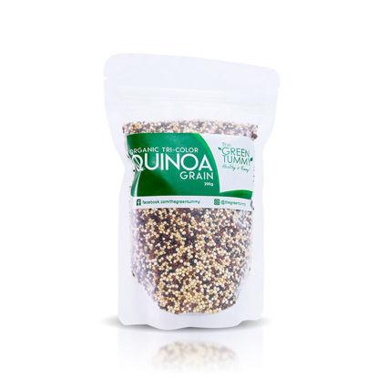 Picture of The Green Tummy Organic Tri Color Quinoa