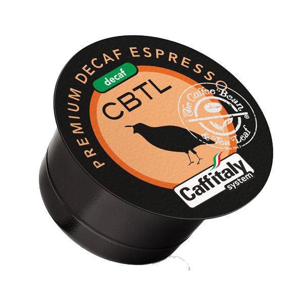 Coffee Bean and Tea Leaf Premium Decaf Espresso Capsule 1 ...