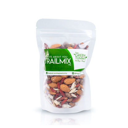 Picture of The Green Tummy Nuts About You Trailmix 140g