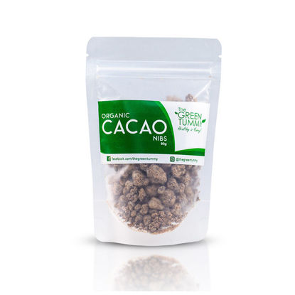 Picture of The Green Tummy Cocosugar Cacao Nibs