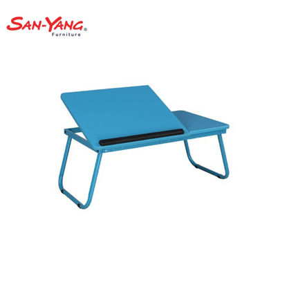 Picture of San-Yang Laptop Table 2026 - Blue