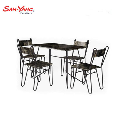 Picture of San-Yang Dining Set N0703 (4 Seaters)