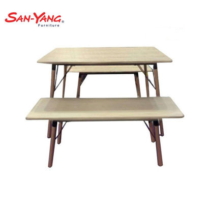 Picture of San-Yang Dining Set N0596 (Bench)