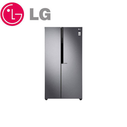 Picture of LG GR-B247KQDV Inverter Side by Side  Refrigerator - 24 cu ft