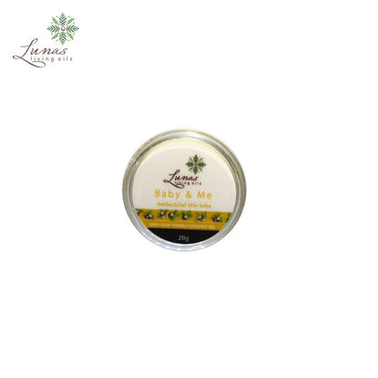 Picture of Lunas Living Oils Baby and Me Antibacterial Skin Salve 20g