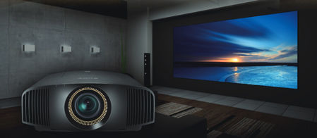 Picture for category Projectors & Screens