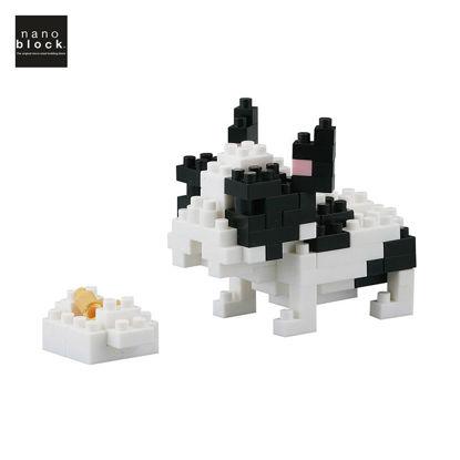 Picture of Nanoblock French Bulldog Pied
