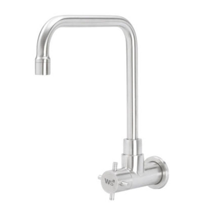 Picture of Watson WS 0132 L Sink Faucet (L- SPOUT WALL-MOUNT, SINGLE HANDLE)