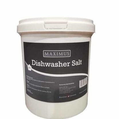 Picture of Maximus Dishwasher Salt 3kg