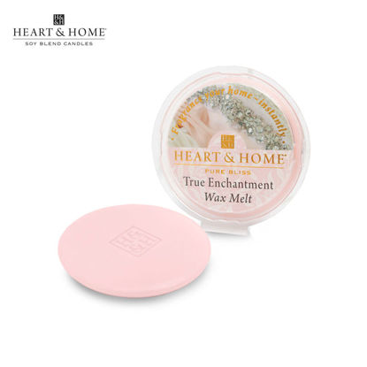 Picture of WAX MELT 26g (True Enchantment) Fragranced Scented Soy Candles by Heart & Home