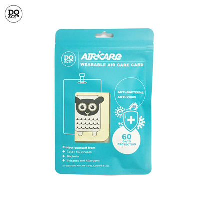 Picture of Air Care Card Personal Wearable Air Purifier Card