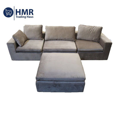 Picture of HMR Home and Living HAMILTON SOFA