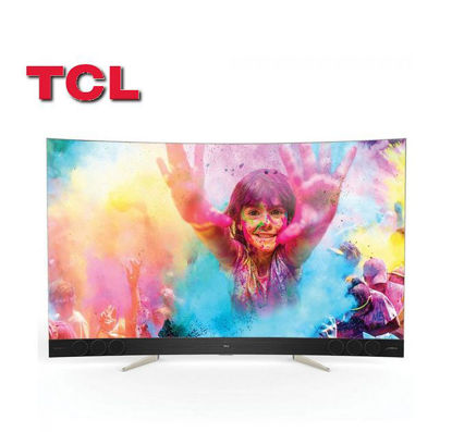 "Picture of TCL C65X3US 65"" UHD Curved Smart LED TV"