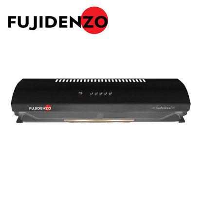 Picture of Fujidenzo 60 cm Slim Type, Single Motor Range Hood(RHU-601 BL)