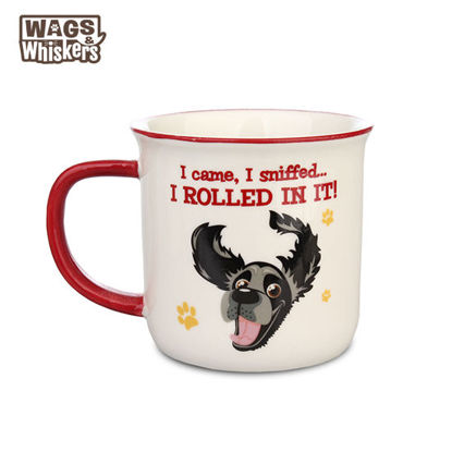 Picture of Wags & Whiskers MUG Pet - Cocker Spaniel Black