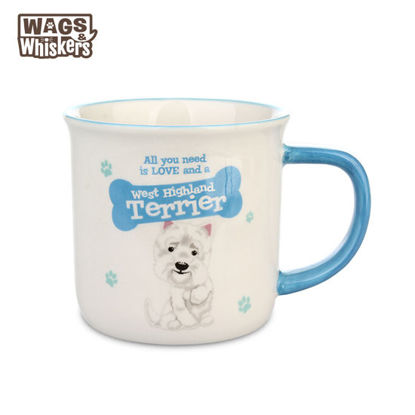 Picture of Wags & Whiskers MUG Pet - West Highland Terrier