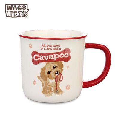 Picture of Wags & Whiskers MUG Pet - Cavapoo