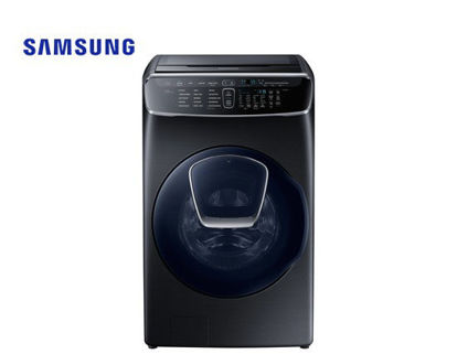 Picture of Samsung FlexWash Front load: 21kg Wash, 12kg Dry Washing Machine WR24M9960KV/TC