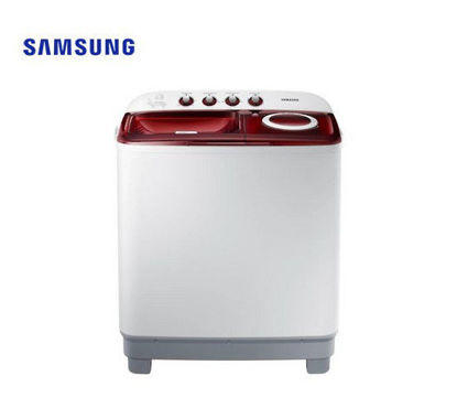 Picture of Samsung 8.5 kg. Twin Tub Washing Machine WT85H3210MG/TC