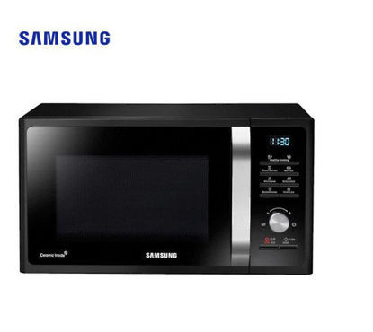 Picture of Samsung 28L Steam Microwave MS28F303TFK/TC
