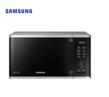 Picture of Samsung 23L Dial Control Microwave MS23K3515AS/TC