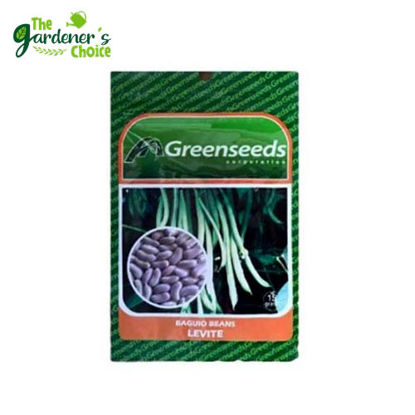 Picture of Baguio Beans (Levite) Greenseeds 15grams