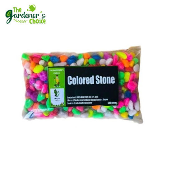 Picture of Gardening Pebbles ( Colored Stones ) 500grams