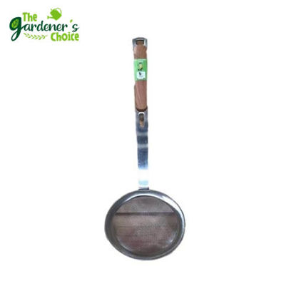 Picture of Gardeners Choice Cactus Stainless Steel Seed Strainer
