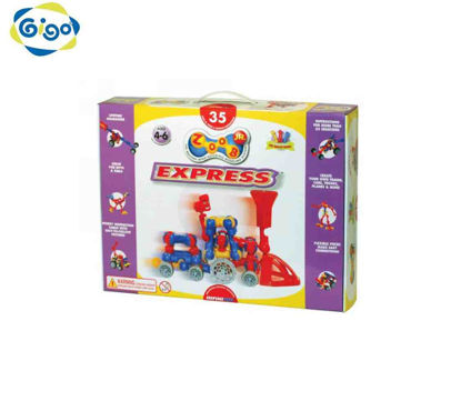 Picture of Gigo Zoob Jr. Express Train Set
