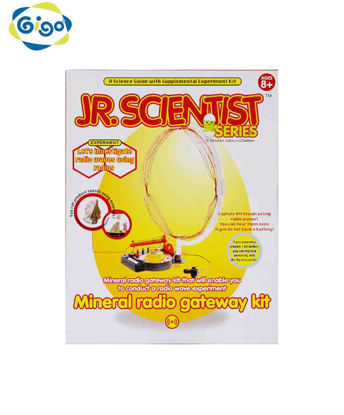 Picture of Gigo Mineral Radio Gateway Kit - Jr.Science Series