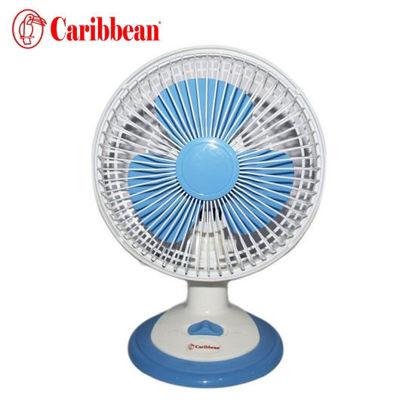 Picture of Caribbean Mini Desk Fan CDF-0600 B