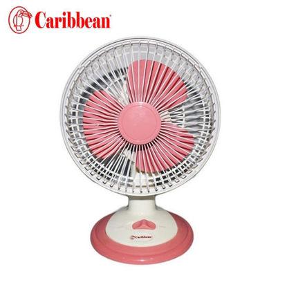 Picture of Caribbean Mini Desk Fan CDF-0600 P