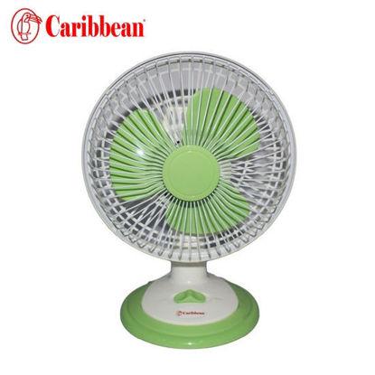 Picture of Caribbean Mini Desk Fan CDF-0600 G