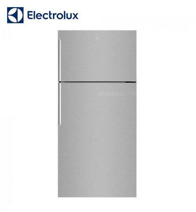 Picture of Electrolux 20.2 cu.ft., NutriFresh No Frost with Inverter Technology, Large Top Mount, Artic Silver ETB5400B-A