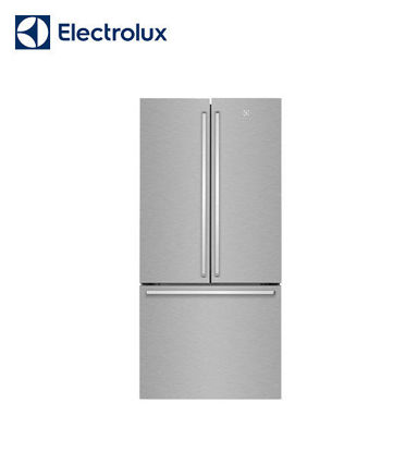 Picture of Electrolux 18.5 cu.ft., NutriFresh No Frost with Inverter Technology, French Door, Arctic Silver EHE5224B-A